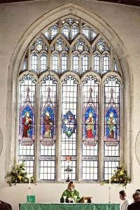 All Saints Church - East Window