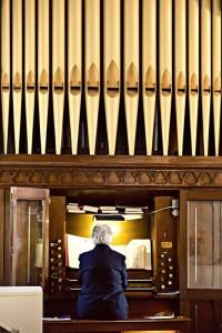 All Saints Church - Organs